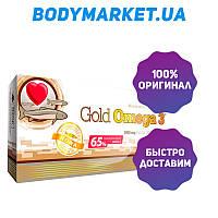 Gold Omega 3 65% 60 капс