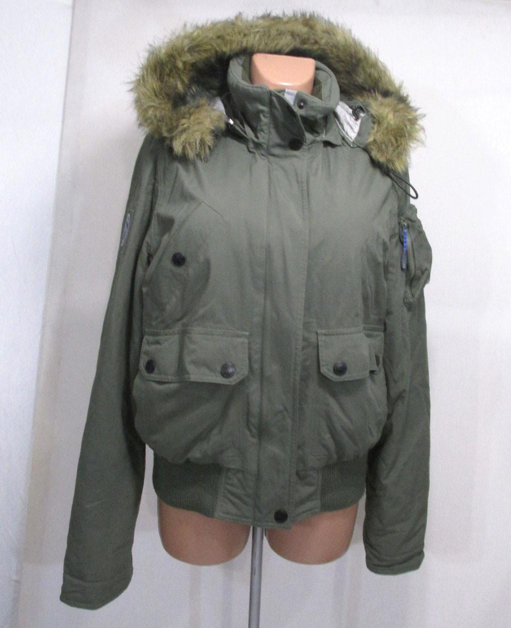 Куртка теплая FALCON, L, WeatherProof, Теплая, Отл сост!