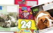 Тетрадь школьная 24 листа