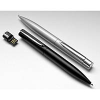 Ручка-флешка металлическая