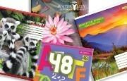 Тетради 48 листов общие