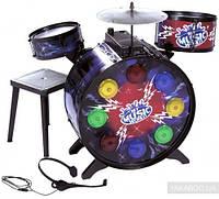 Музыкальный игровой набор Simba Барабанная установка (6834988)