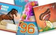 Тетради общие 96 листов