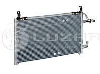Радиатор кондиционера Нексия (LRAC 0547) ЛУЗАР