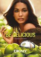 DKNY Be Delicious духи Донна Каран Зеленое яблоко женские