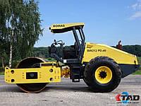 Bomag BW212-40 наработка 5551