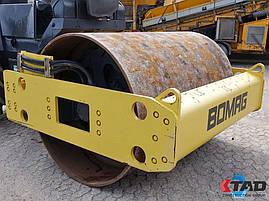 Каток грунтовой Bomag BW212-40 наработка 5551, фото 3