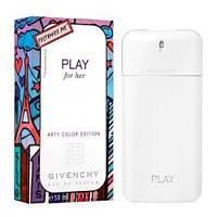 Женские духи Givenchy Play for Her - Arty Color Edition Живанши. Плэй фо Хё - Арти Колор Эдишн