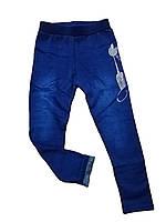 Лосины для девочек под джинс на меху Sincere, размеры 134-164  , арт. LL-2143