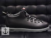 Мужские ботинки Native Fitzsimmons Черные Реплика ААА+