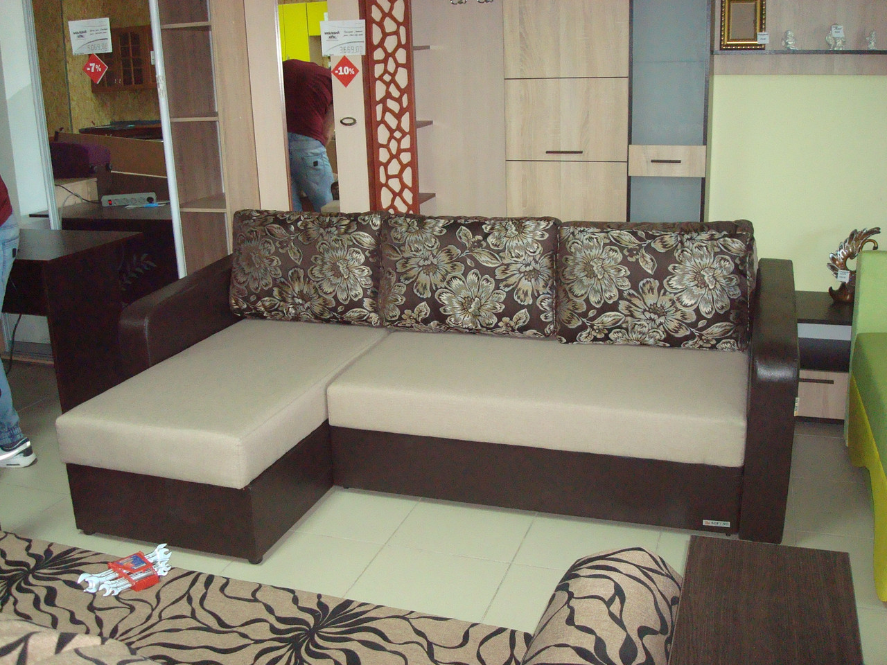 угловой диван мягкий уголок для гостиной балтика цена 9 049 грн