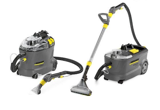 Аппараты для чистки ковров Karcher
