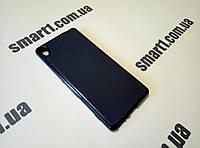 Силиконовый TPU чехол JOY для Sony Xperia XA черный