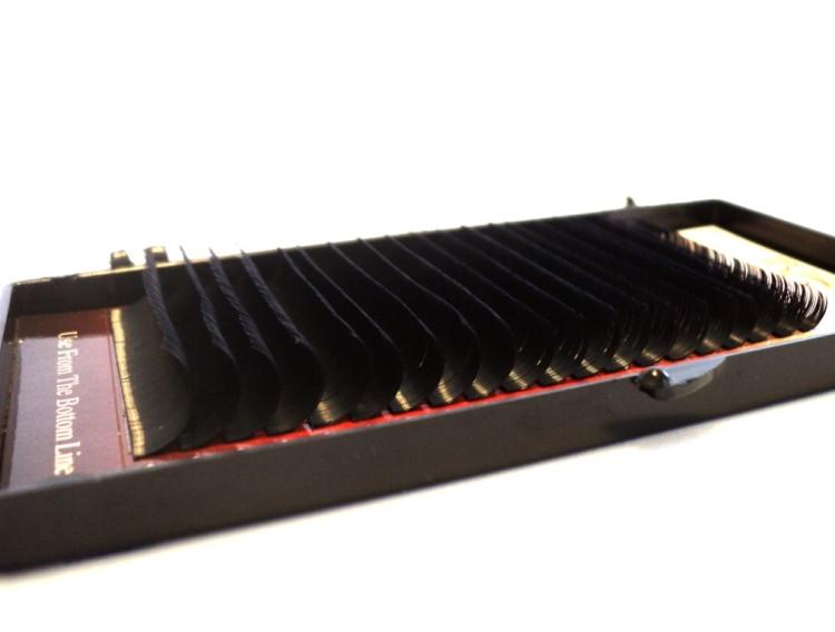 Ресницы Ibeauty на ленте С 0,10 12 мм
