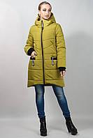 Зимнее молодежное женское пальто (42-64)