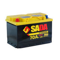 Аккумуляторная батарея SADA 6СТ-90Аз STD Standard