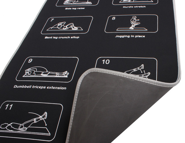 Коврик для тренировок Neoprene Eva Mat 6мм