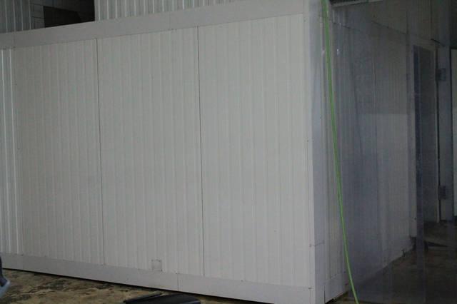 Морозильная камера для заморозки субпродуктов -30С. -1