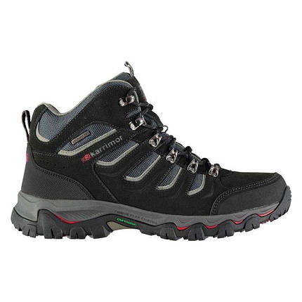 Ботинки Karrimor Mount Mid Mens Walking Boots, фото 2