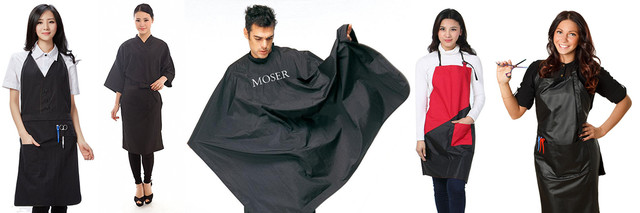 Одежда для парикмахерских и салонов красоты оптом на заказ