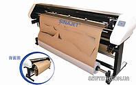 Режущий струйный плоттер SINAJET POPJET 1611-G, с системой непрерывной подачи чернил