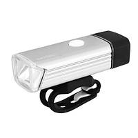 Фонарь велосипедный MC-QD001-XPE,с аккум,алюмин,USB, подсветка