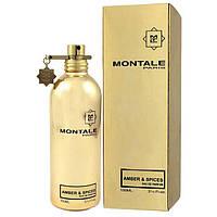 Montale Amber & Spices для женщин и мужчин ( 100 мл ) ЛИЦЕНЗИЯ у-100128