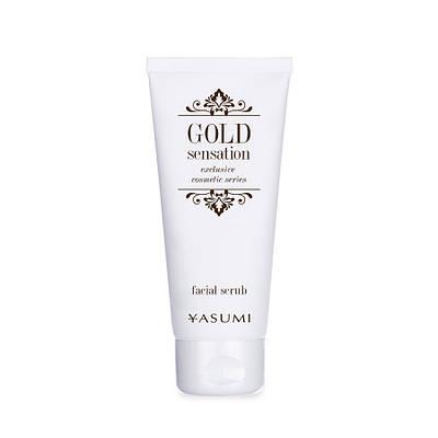 Скраб для лица с золотом - Gold Sensation Facial Scrub