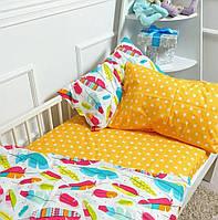 Детское постельное белье модель D0001