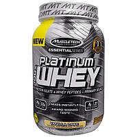 MuscleTech Platinum 100% Whey 907g