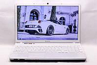 "Ноутбук Sony 15,5"" AMD Dual-Core Radeon 4Gb RAM 320Gb ROM VAIO VPCEL1E"
