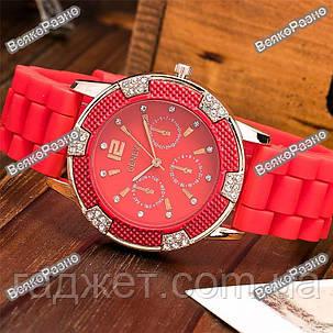 Часы Geneva Michael Kors Crystal красные, фото 2