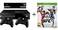 XBOX ONE EA Sports UFC Bundle (+2й джойстик) (5597)