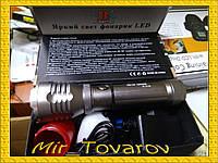 Тактический фонарик BL TS 60 с магнитом 9900W (Police)