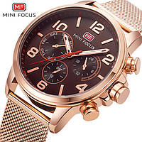 Часы наручные мужские кварцевые MINI FOCUS MF0001G