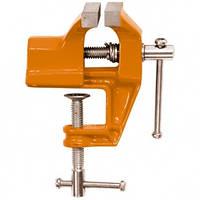 Тиски 75 мм крепление для стола SPARTA
