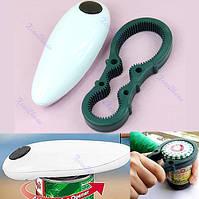 Нож консервный автоматический электрический One Touch Can Opener (Ван Тач Опенер) купить в Украине
