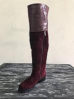Сапоги-ботфорты женские Bandinelli b8722