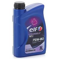 ELF масло трансм 75W80 NFJ (1л.) полусинтетика
