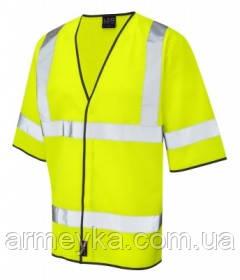 Светоотражающий жилет (короткий рукав) High Visibility Jacket. Великобритания, оригинал.