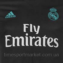 Футбольная форма Реал Мадрид 2017-2018 (выездная) -оригинальное качество, фото 3