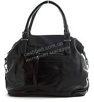 Вместительная женская стильная сумка саквояж art. 89974