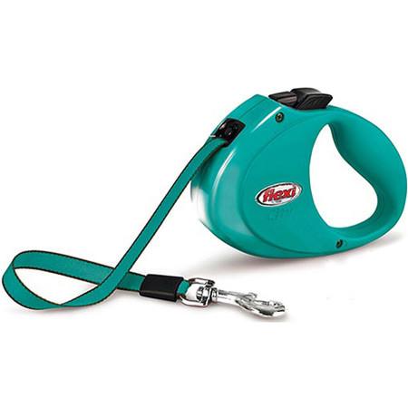 FLEXI (Флекси) CITY 2м/35кг, лента - поводок-рулетка для собак (цвет в ассортименте)