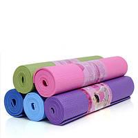 Коврик для фитнеса,для йоги GreenCamp 5мм