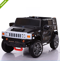 Электромобиль детский джин Hummer M 3581EBR-2 черный