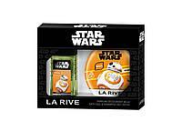 Детский подарочный набор STAR WARS DROID (Парфюмированный дезодорант/гель для душа) La Rive HIM-063810