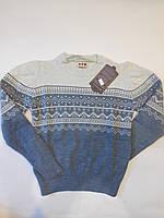 Детский красивый свитер для мальчика UDI KIDS от 6 до 14 лет.