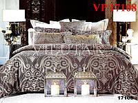 Постельное белье, двухспальное, ранфорс, Вилюта (VILUTA) VР 17108