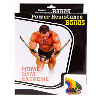 Эспандер трубчатый PIPE HomeGymExtreme Е-25415-9