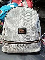 Рюкзак стильный MOSCHINO кожзам.под рептилию